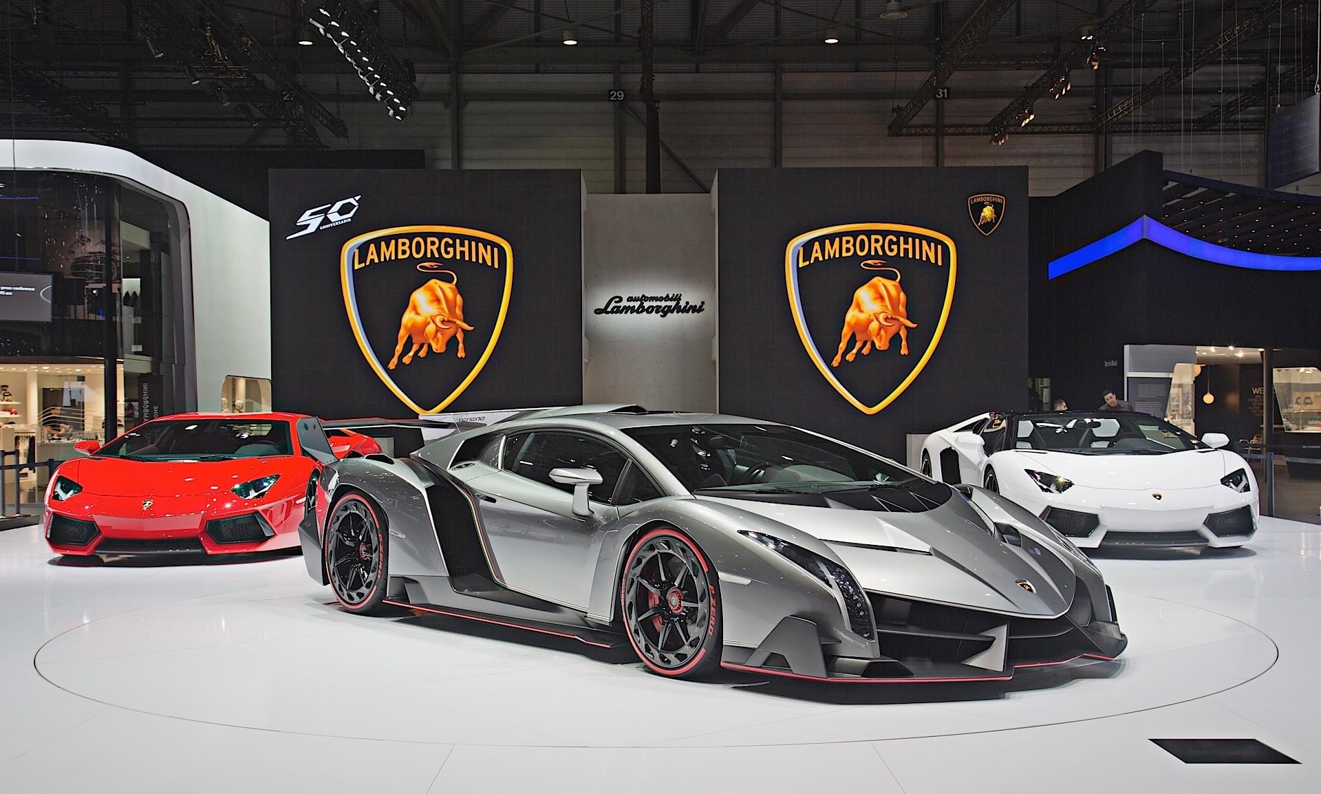 Lamborghini Veneno фото авто