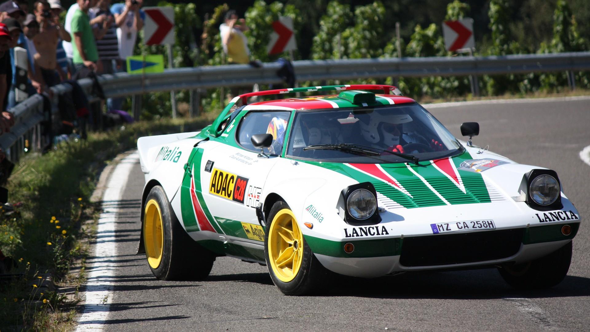 Lancia Stratos фото авто