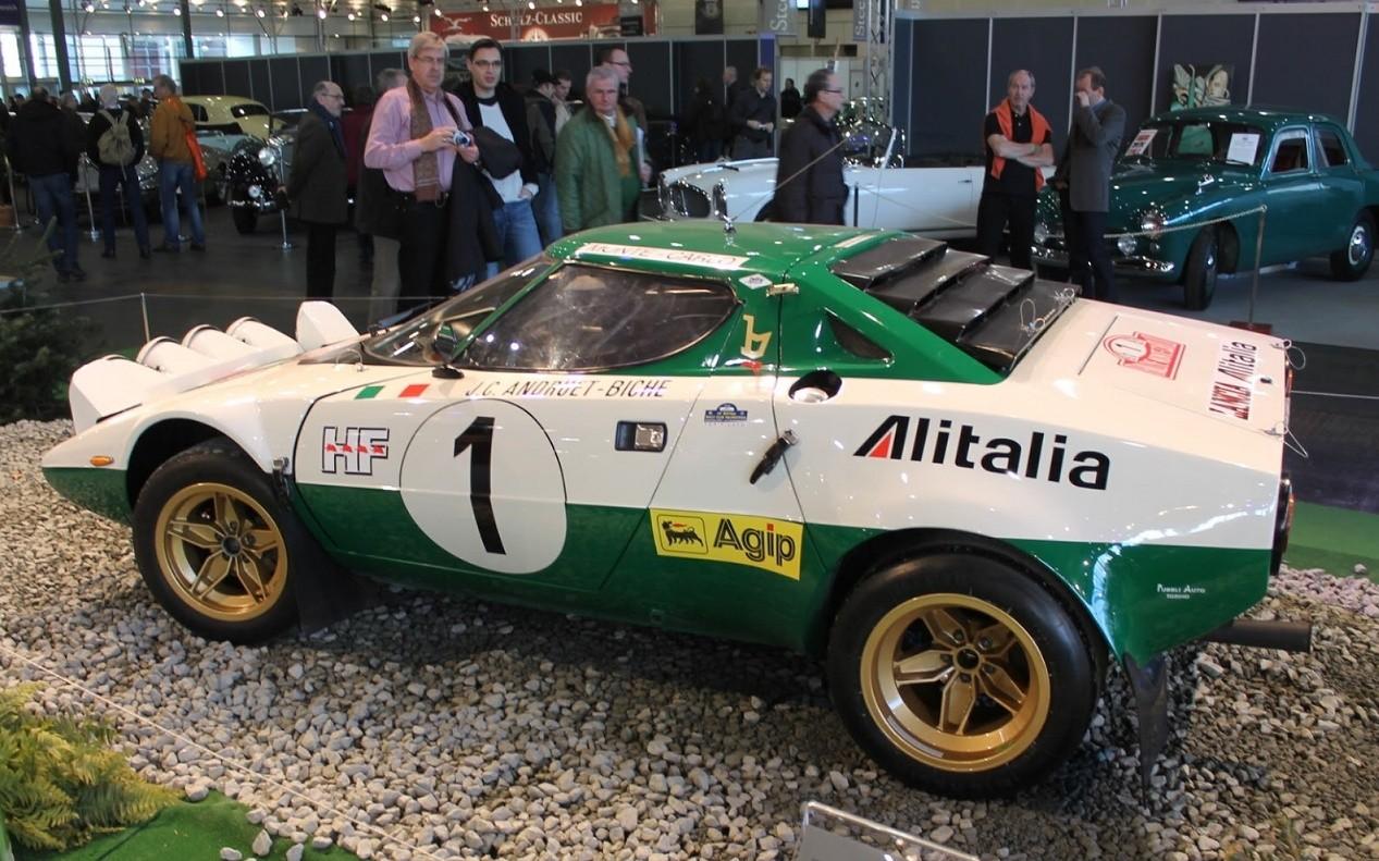 Lancia Stratos спорткар