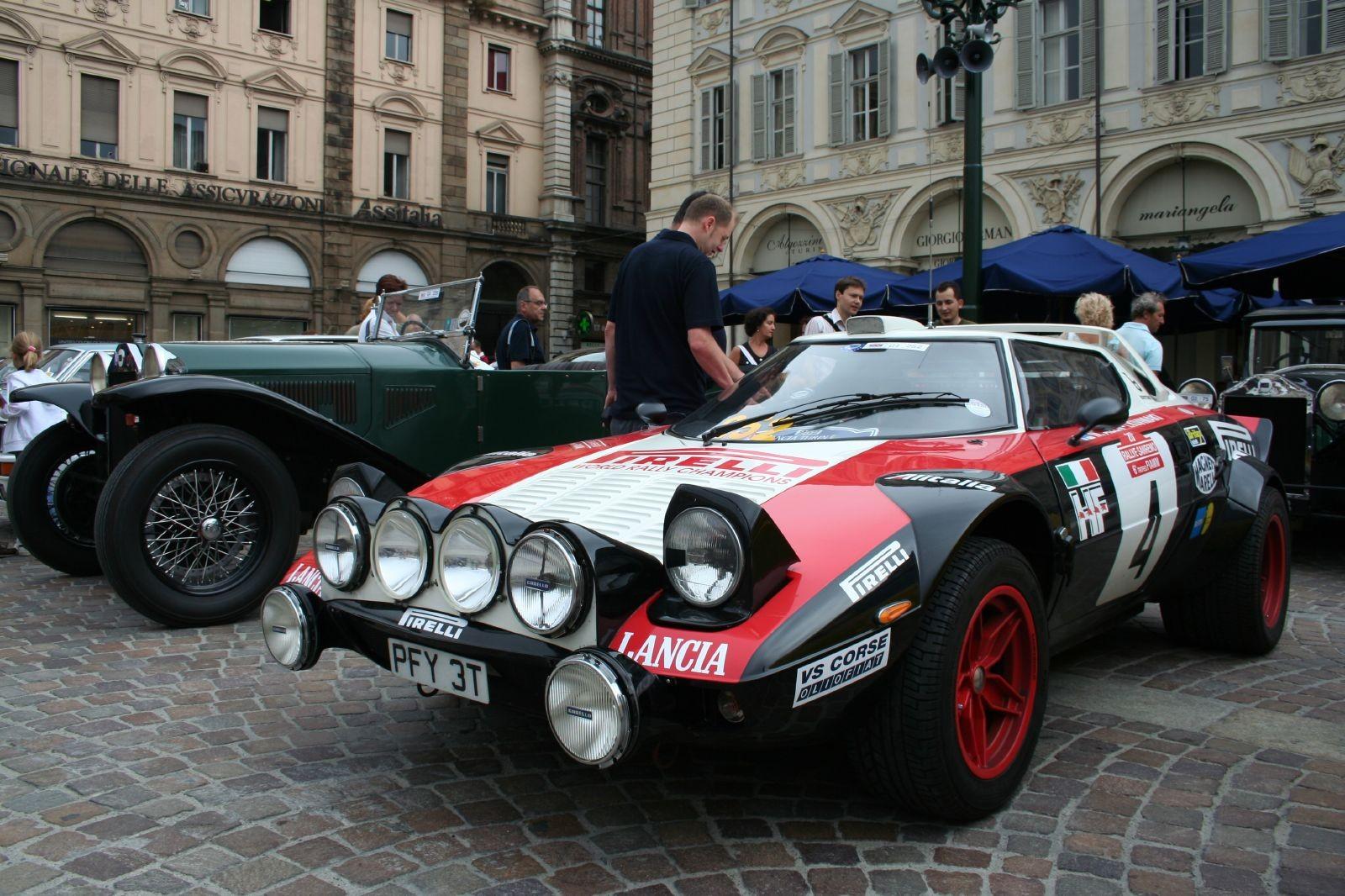 Lancia Stratos суперкар