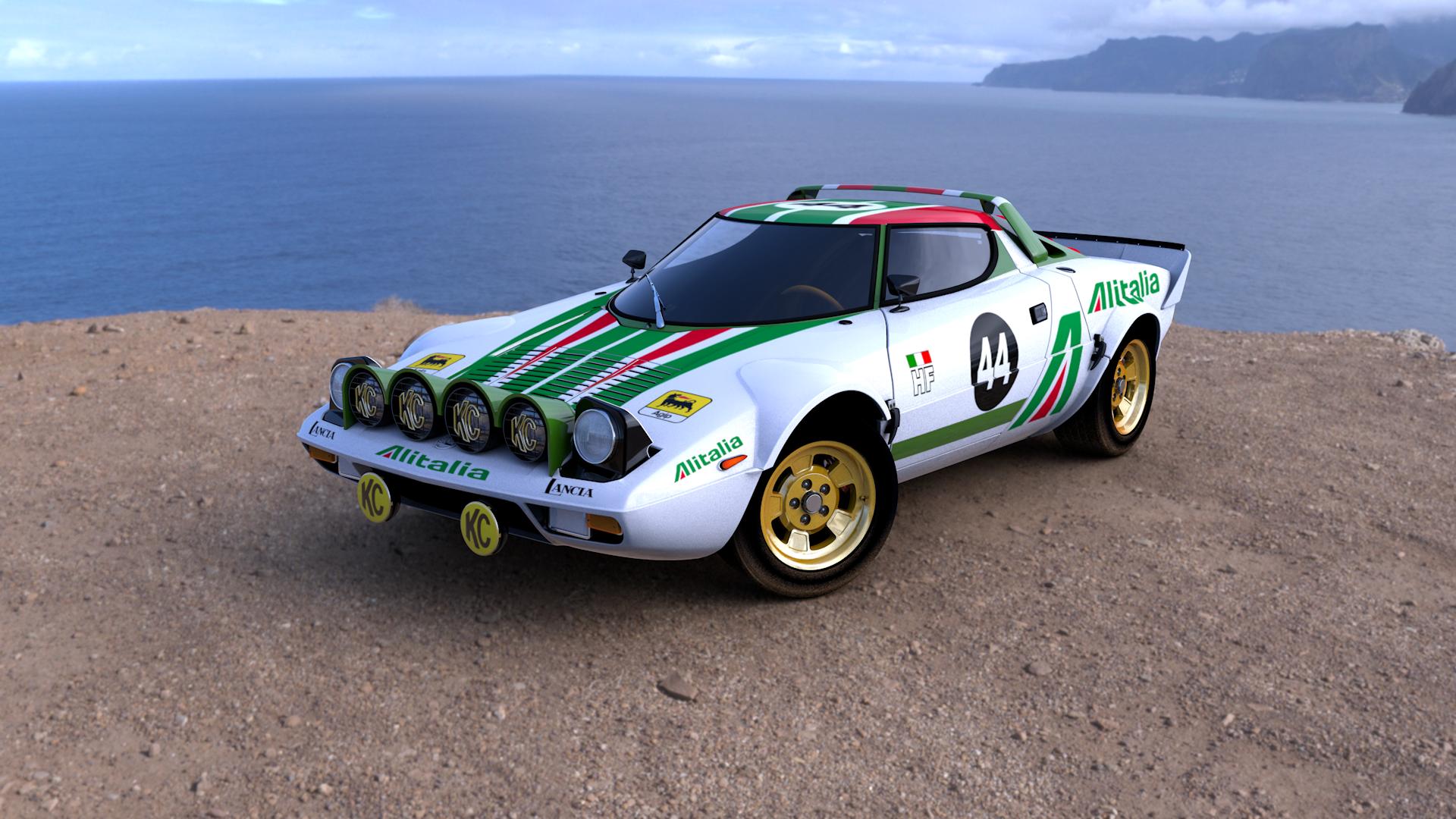 Lancia Stratos Photo
