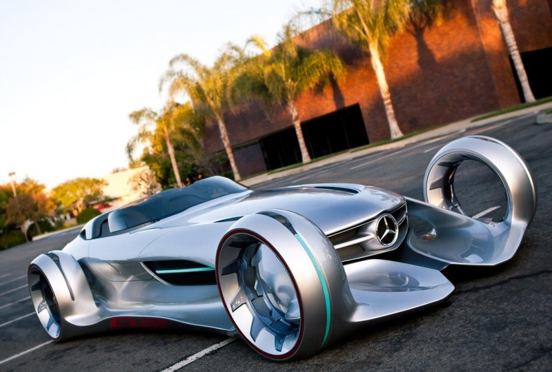 Mercedes-Benz Silver Arrow Concept