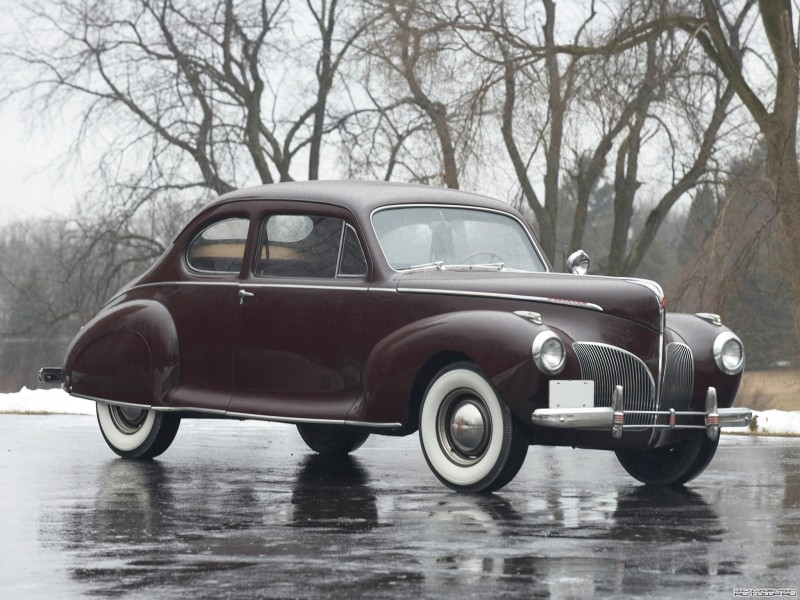 Lincoln Zephyr 1941 года