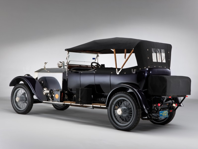 Rolls-Royce Silver Ghost 1914 года