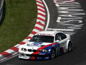 BMW M3 GTR 2001 года