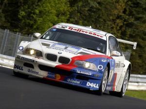 BMW M3 GTR фото