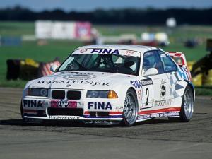 BMW M3 GTR спорткар