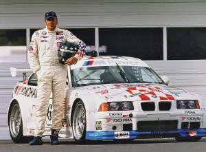 BMW M3 GTR фото авто