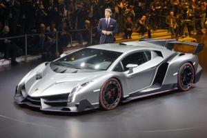 Lamborghini Veneno фотография