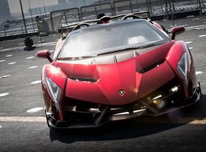 Lamborghini Veneno авто