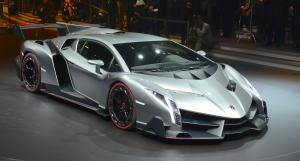 Lamborghini Veneno автомобиль