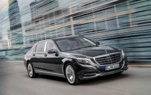 Mercedes Maybach S600 авто