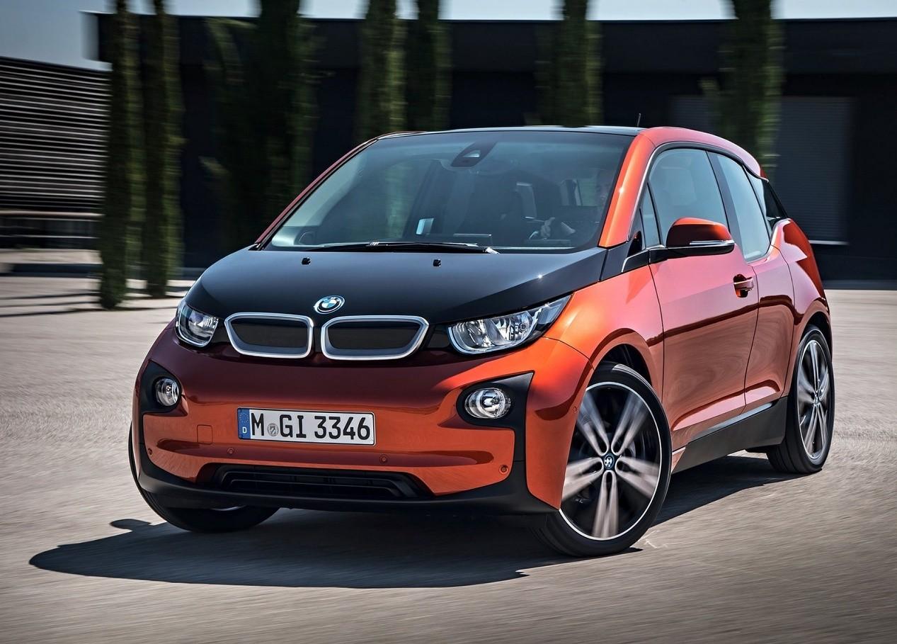 BMW i3 фотография