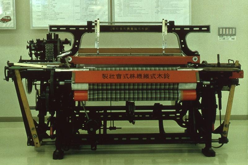 Suzuki ткацкий станок фото