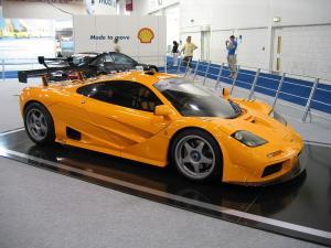 McLaren F1 фото авто