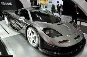 McLaren F1 автомобиль