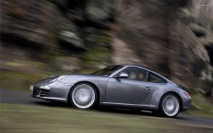 Porsche Carrera GT автомобиль