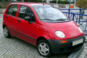Daewoo Matiz фото авто