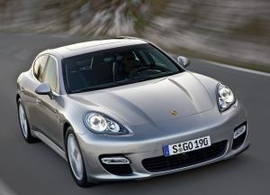 Porsche Panamera хэтчбек