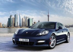 Porsche Panamera фото авто