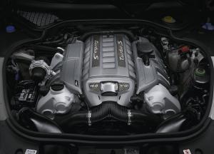 Порше Панамера двигатель