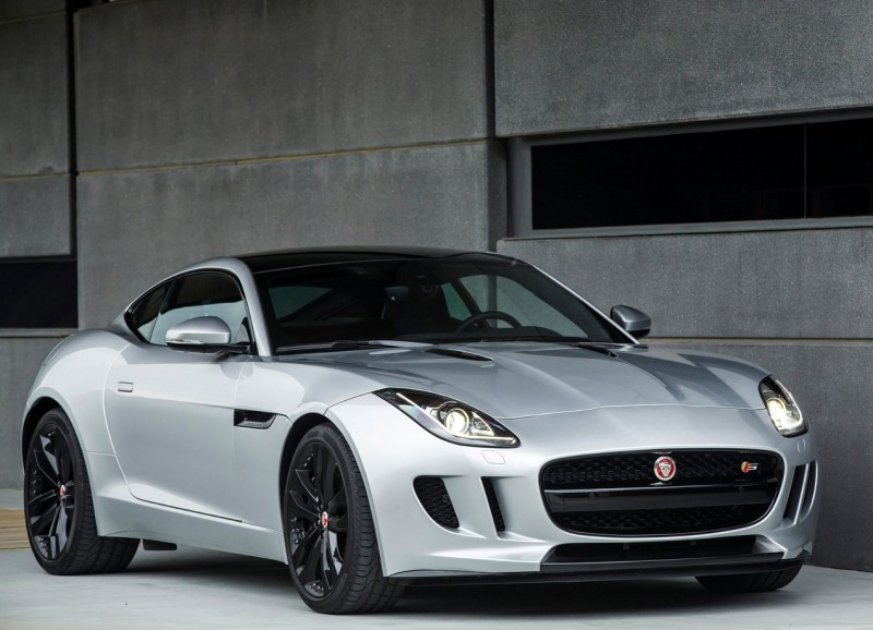 Jaguar F-Type фотография