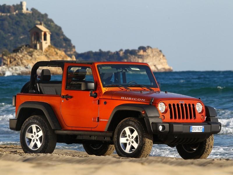 Автомобиль Jeep Wrangler