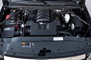 GMC Sierra мотор