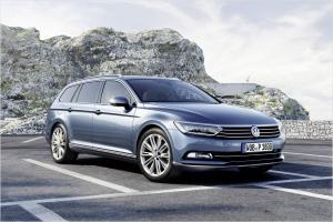 Volkswagen Passat B8 фото 2015