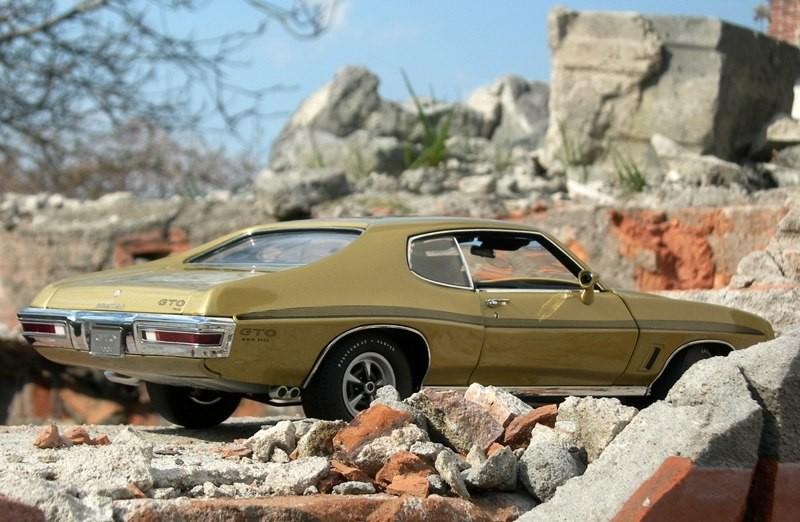 Маслкар Pontiac GTO 455