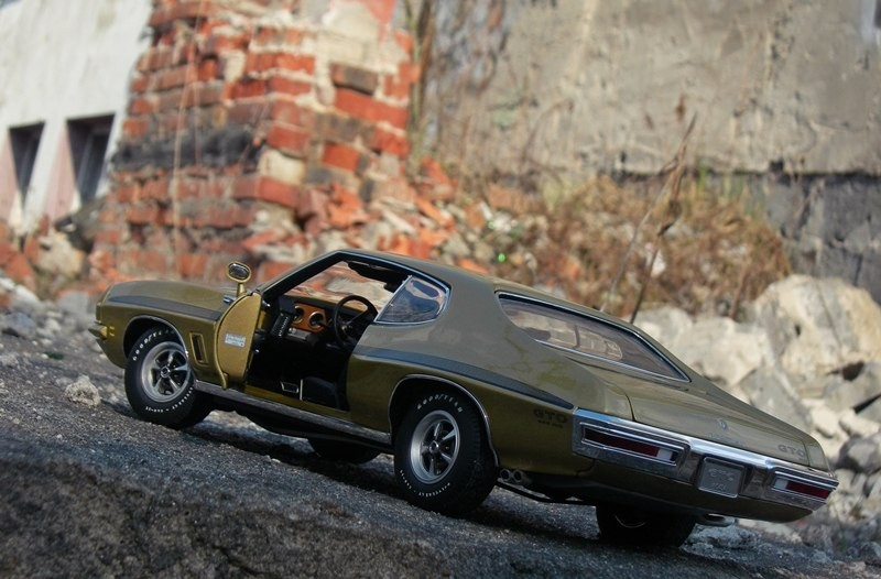 Авто Pontiac GTO 455