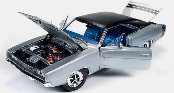 Автомобильная модель Dodge Charger Hemi RT