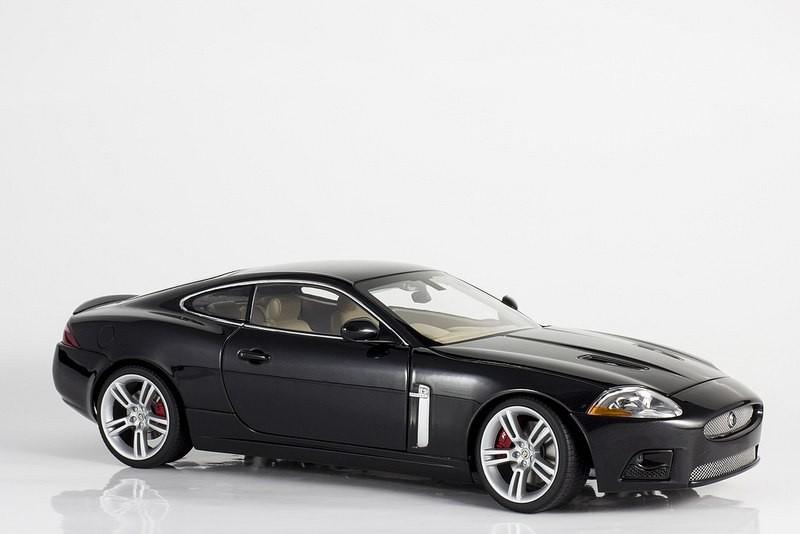 Jaguar XKR Coupe фото
