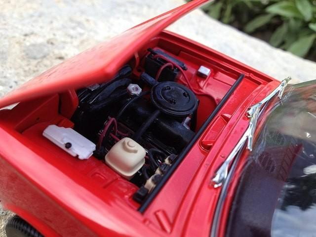 Двигатель Lada 1200