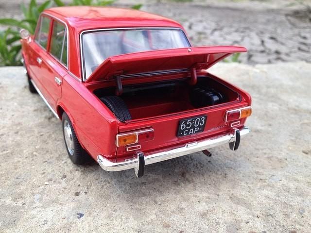 Багажник Lada 1200