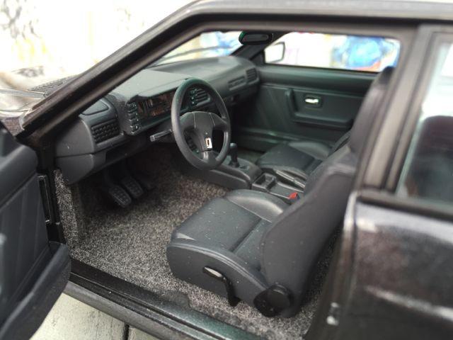 Салон Audi quattro
