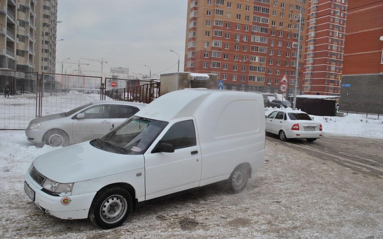 Bogdan 2310 auto