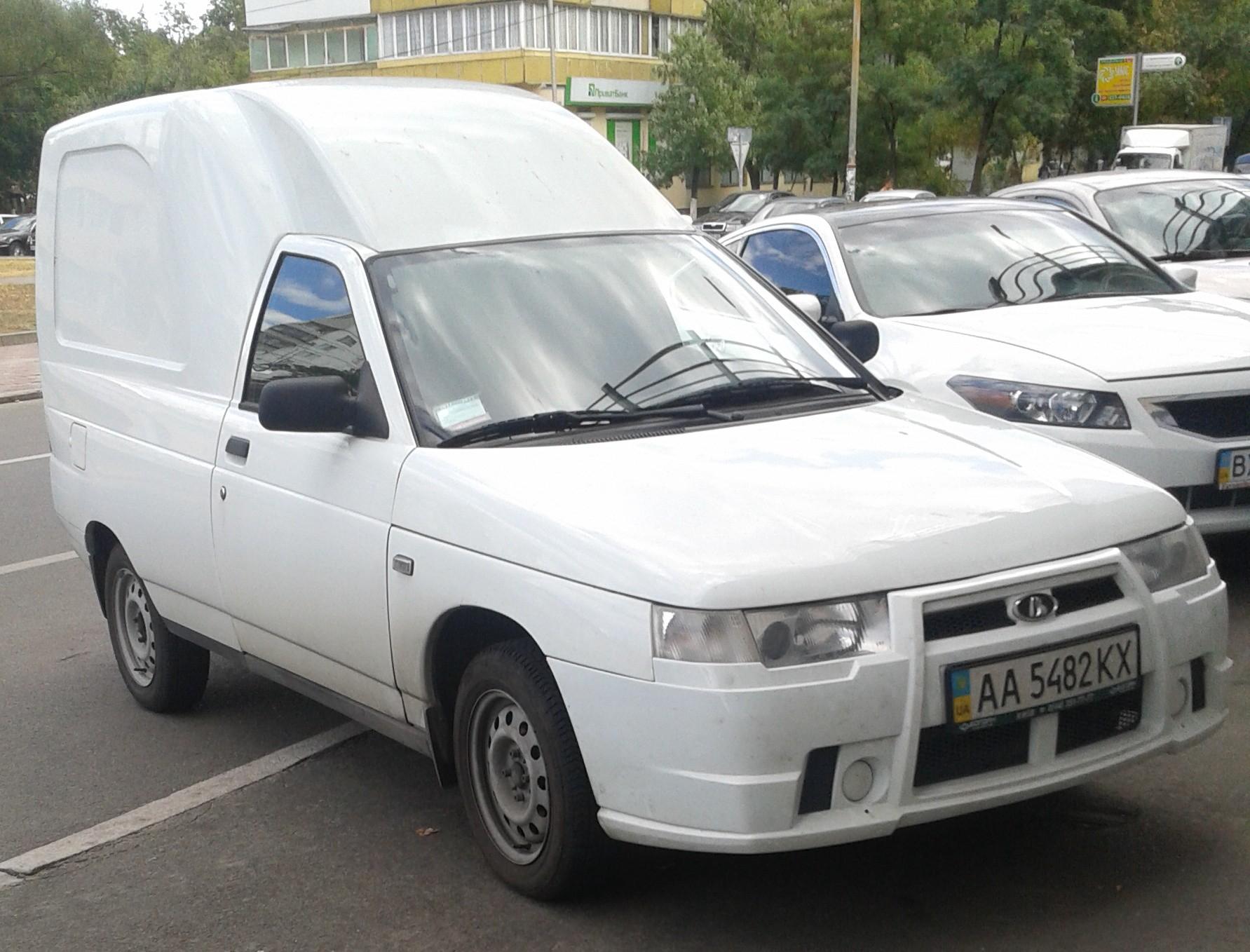 Bogdan 2310 машина