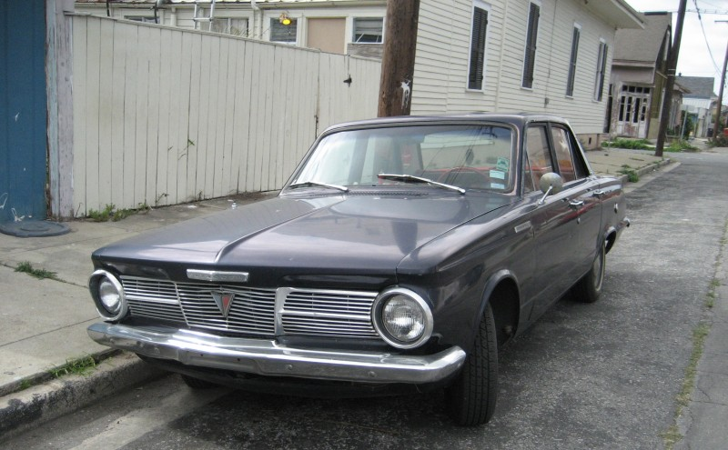 Plymouth Valiant 1965 года