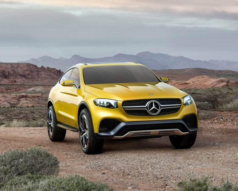 Mercedes Benz-GLC фотография