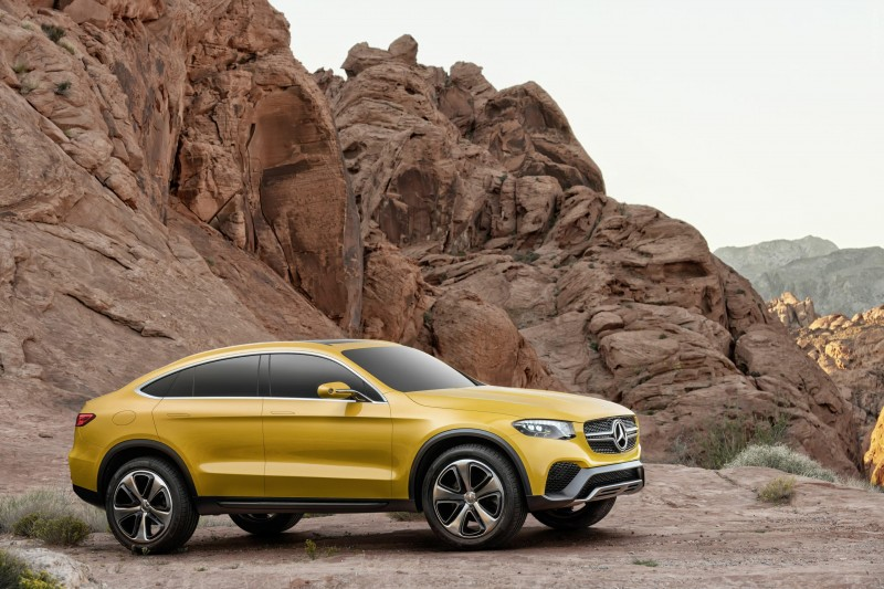 Mercedes Benz-GLC