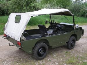 Амфибия ЛуАЗ-967