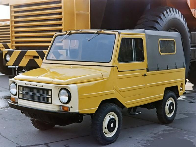 Авто ЛуАЗ-969