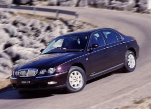 Rover 75 фото