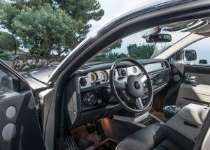Rolls-Royce Phantom салон