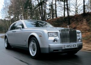 Rolls-Royce Phantom седан