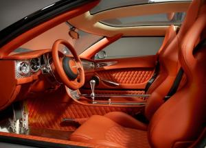 Spyker C8 Aileron салон