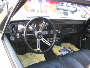 Oldsmobile Cutlass Rallye 350 салон