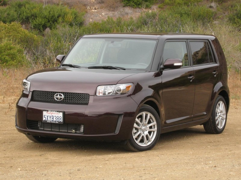 Scion xB автомобиль 2008 года