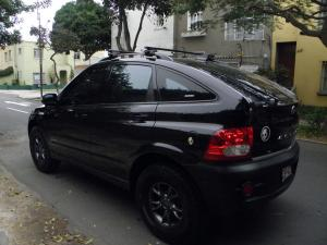SsangYong Actyon кроссовер